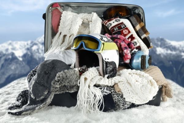 Какую одежду взять на горнолыжный курорт