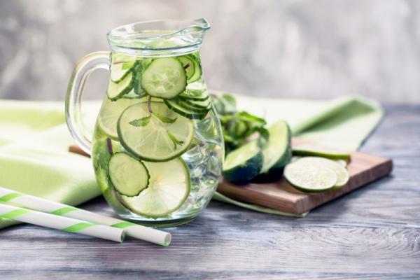 Лето - сезон для огуречной диеты