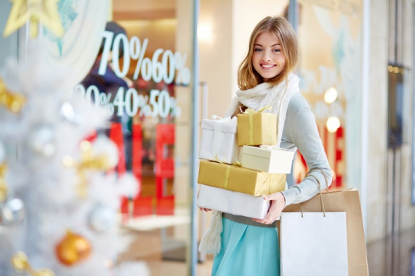 Правила покупки подарков на Новый год