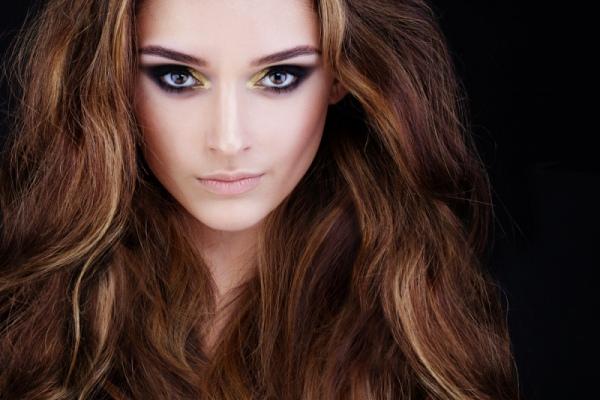 Уроки макияжа: акцент на глаза