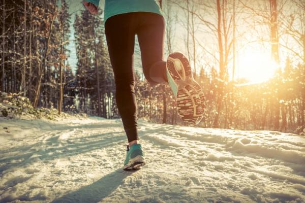 Как заниматься бегом в холодное время года