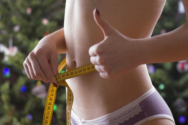 Миссия выполнима: похудеть к новогоднему платью