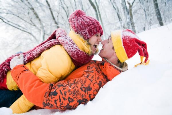 Зимние виды... секса: идеи для февраля