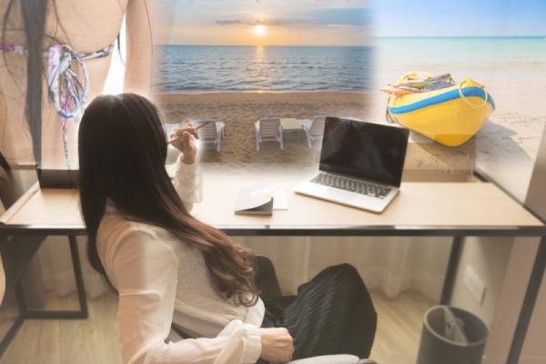 5 способов пережить лето в офисе