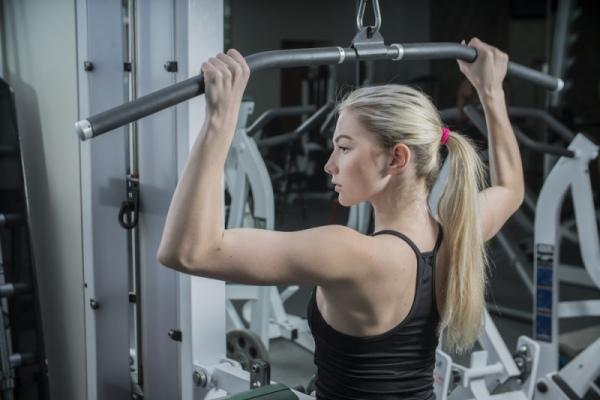 Как прокачать мышцы спины