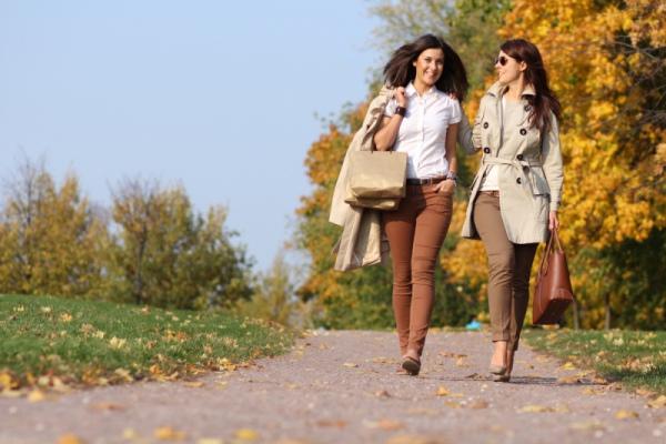 Осенний гардероб: стильно и практично