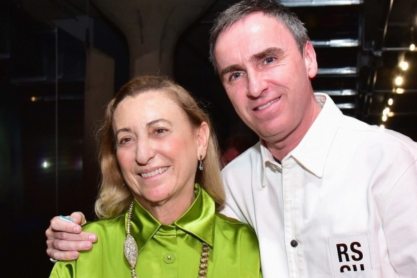 Раф Симонс стал креативным директором Prada