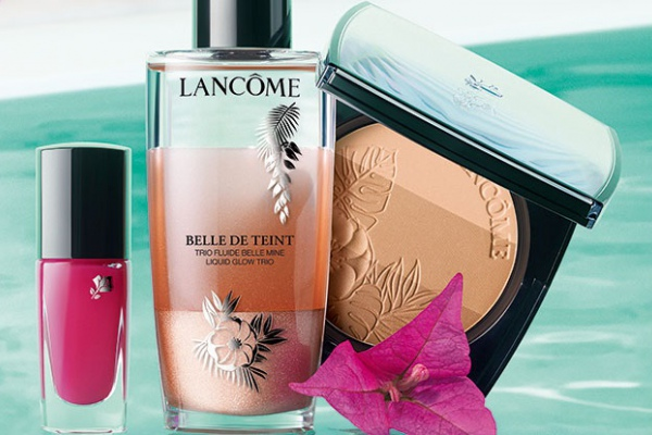 Летняя коллекция макияжа Lancôme Summer Bliss