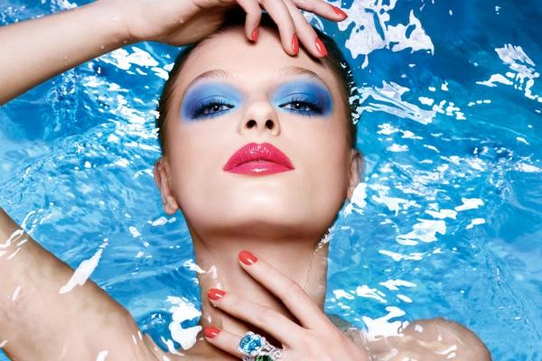 Из пены морской: летняя коллекция макияжа Dior