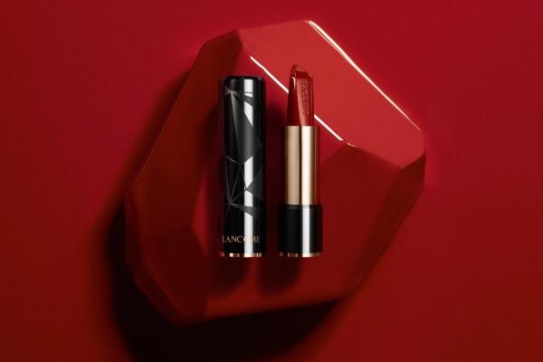 Новая, «драгоценная» версия помады Lancôme L'Absolu Rouge