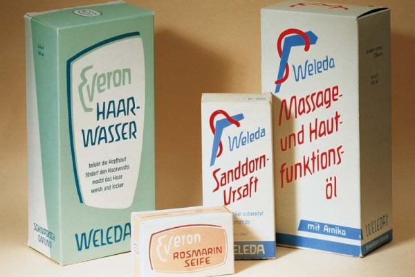Косметической компании Weleda исполняется 95 лет!