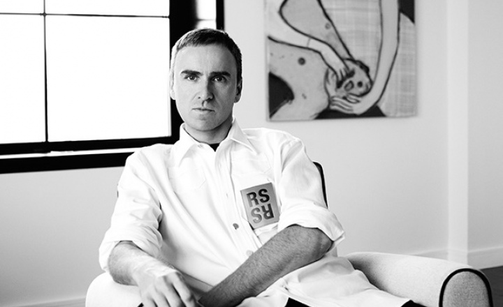 Бывший креативный директор Dior Раф Симонс теперь в Calvin Klein