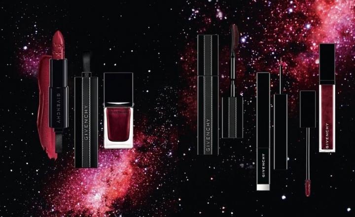 В цвете марсала: осенняя коллекция макияжа Givenchy