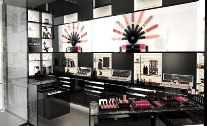 Открылся первый в Европе бьюти-бутик Chanel