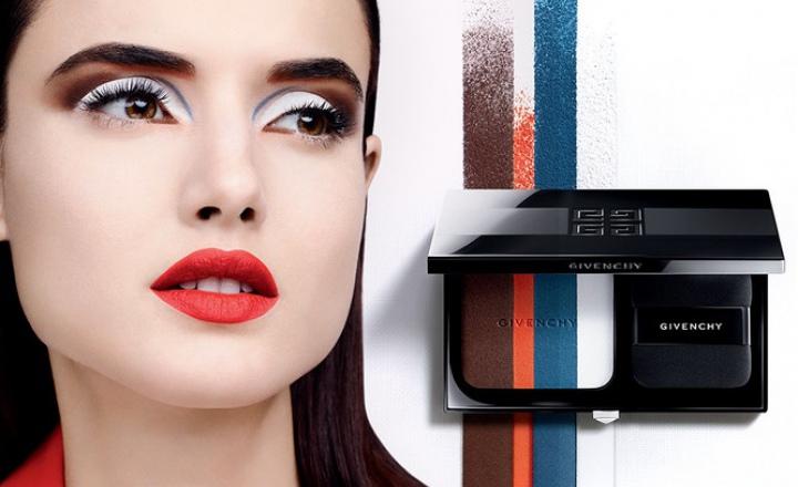 Весенняя коллекция макияжа Givenchy, посвященная швейным мастерским Дома