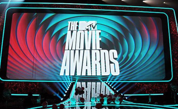Красная дорожка MTV Movie Awards 2012