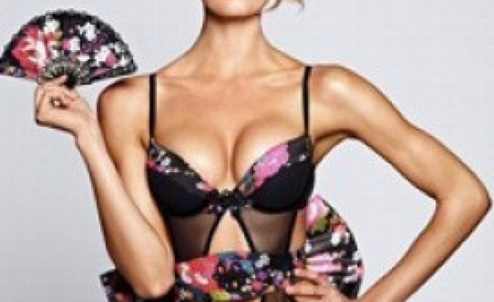 Скандал вокруг маленькой сексуальной гейши Victoria`s Secret
