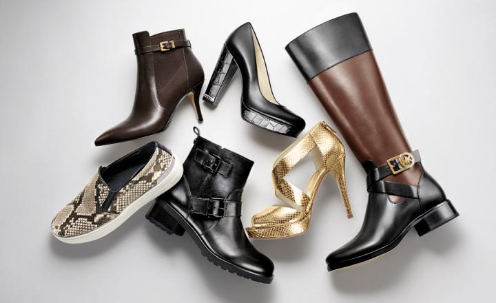 Jet Set 6: капсульная коллекция обуви Michael Kors для осенних путешествий
