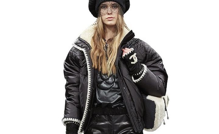 Первая коллекция для зимнего отдыха Chanel