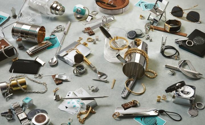 Первая мужская коллекция Tiffany & Co.: фото