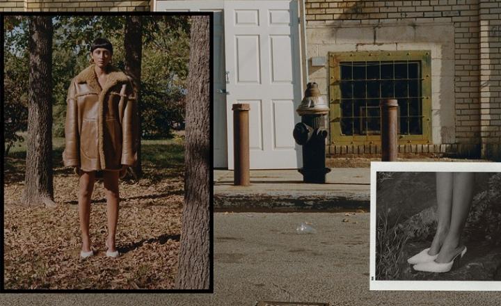 Оверсайз-дубленки и платья-бюстье в новой коллекции Рианны для бренда Fenty