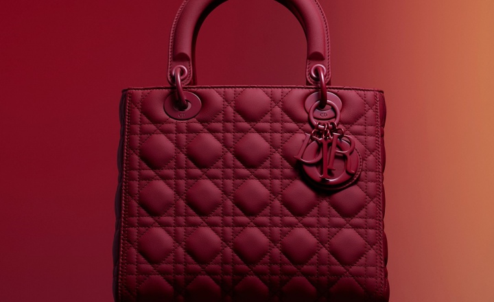 Dior выпустил коллекцию классических сумок из матовой кожи: фото