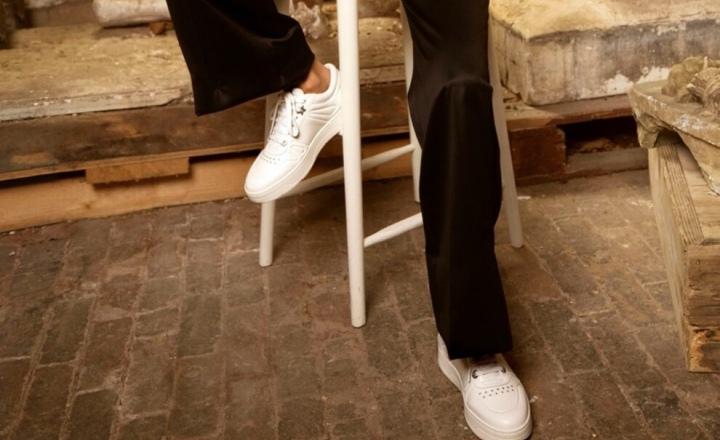 Новую коллекцию обуви Jimmy Choo представила Кейт Мосс: фото