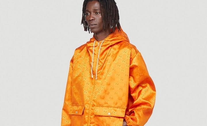 Gucci представили экологичные костюмы из нейлона за $2800