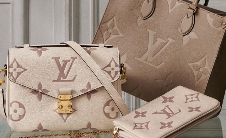 Новые, весенние сумки Louis Vuitton: фото