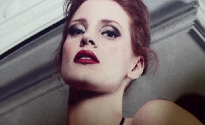 Джессика Честейн для рекламной кампании нового парфюма YSL