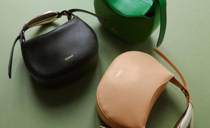 Chloé представили новую сумку Kiss Bag
