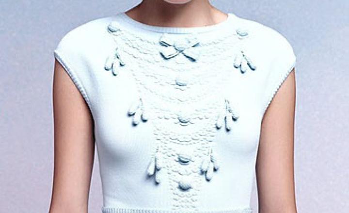 Тандем Лагерфельда и Дельвинь: круизная коллекция Chanel 2013