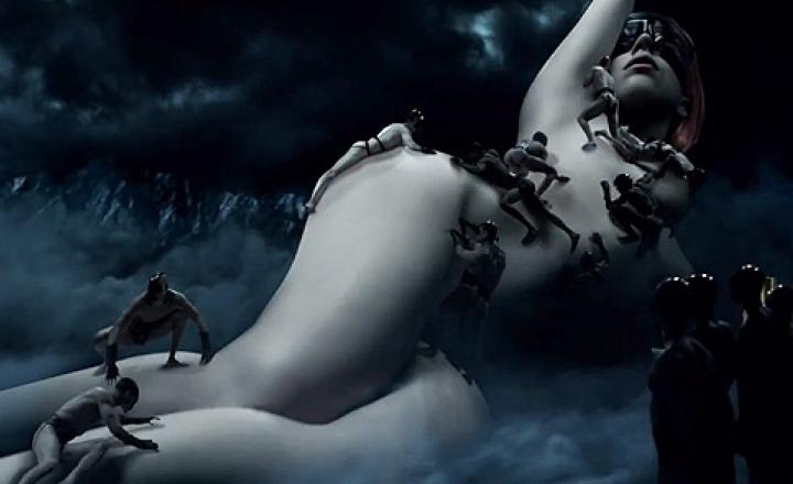 Очередной шедевр: Леди Гага сняла трейлер к своему парфюму