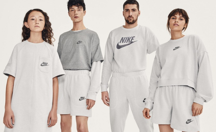 Nike представил капсульную экологичную коллекцию Move to Zero
