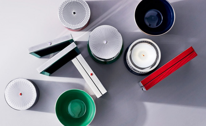 Домашние драгоценности в коллекции декора Cartier