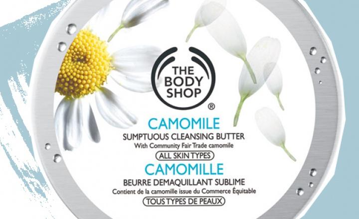 Смоет - не смоет: ромашковое снятие макияжа от The Body Shop
