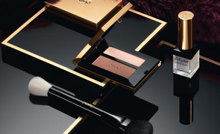 Couture Contouring: коллекция макияжа YSL специально для скульптурирования