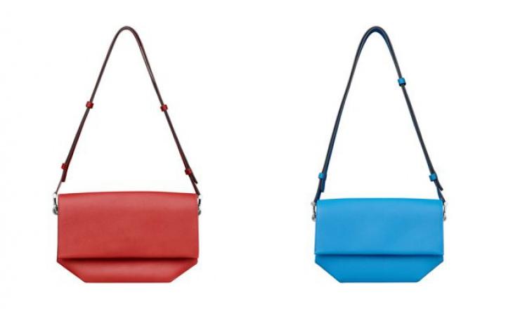Hermès выпустили новую коллекцию сумок Opli