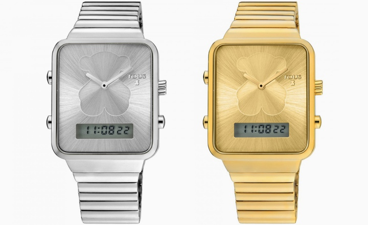 Новые цифровые часы Tous I-Bear: с мишкой, конечно