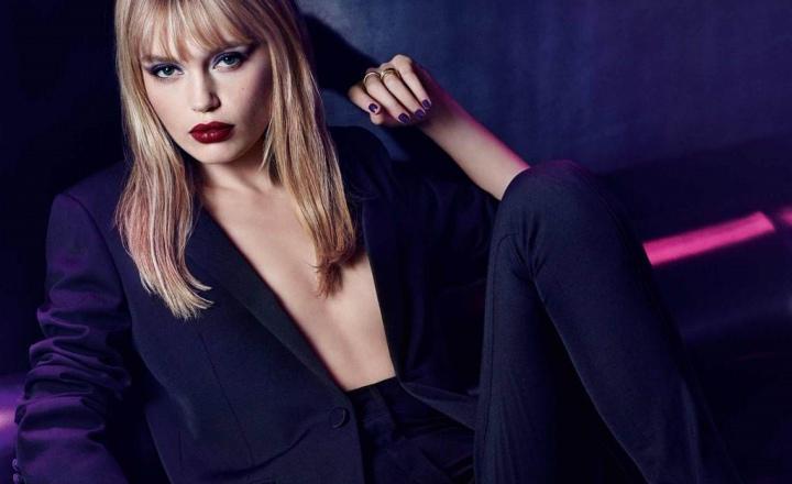 Yconic Purple: осенняя коллекция макияжа Yves Saint Laurent
