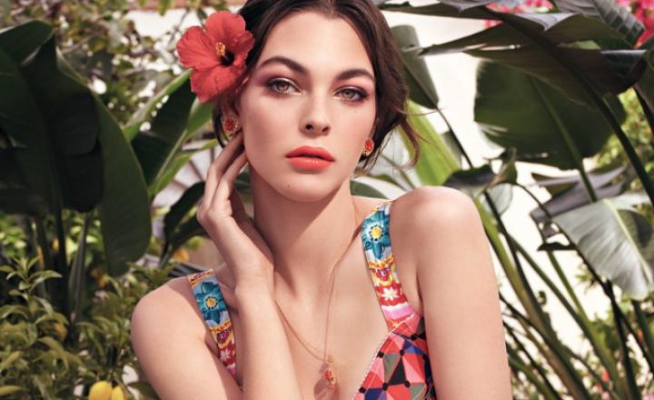 Краски Палермо: весенняя коллекция макияжа Dolce & Gabbana