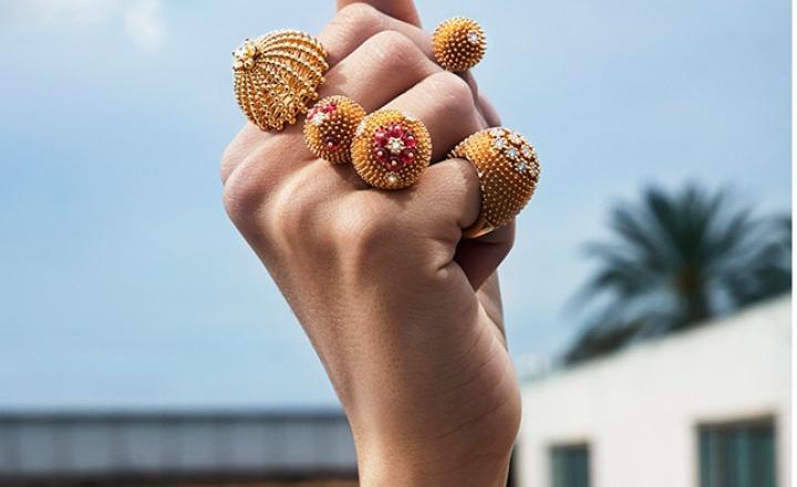 Обновление коллекции драгоценных колючек Cactus de Cartier