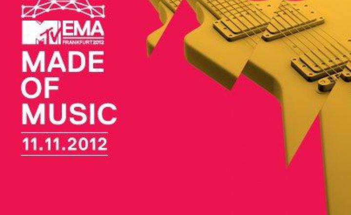 Громкая битва: номинанты премии MTV Europe Music Awards 2012