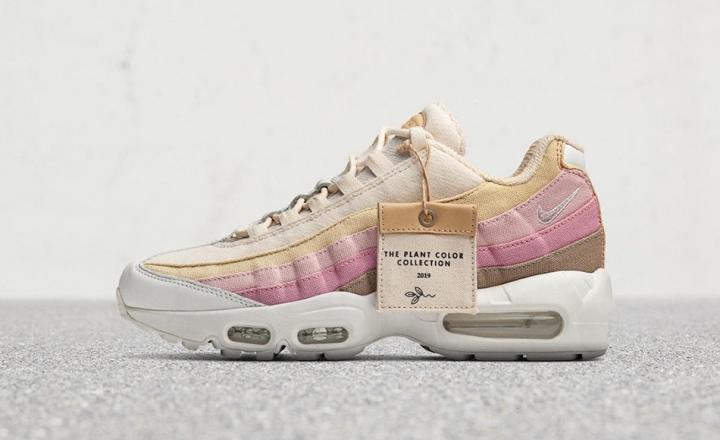 Nike выпустил коллекцию кроссовок из экоматериалов