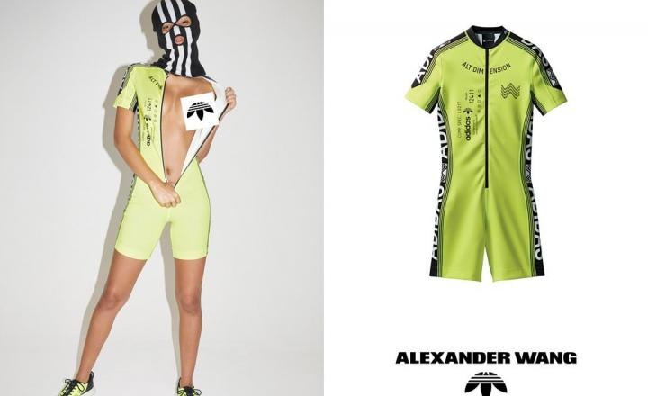 Вторая коллекция Александра Вэнга для adidas Originals