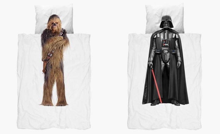 В постели с Дартом Вейдером: коллекция J.Crew по мотивам «Звездных войн»