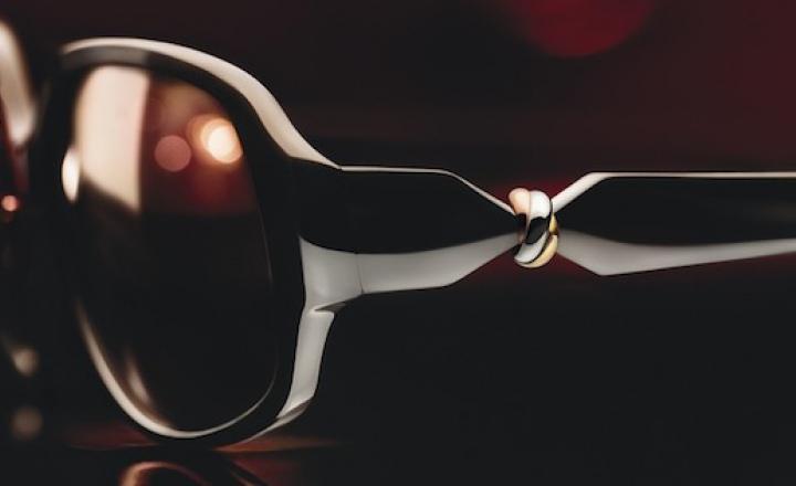 Очки и кольца: новая оправа от ювелирного дома Cartier