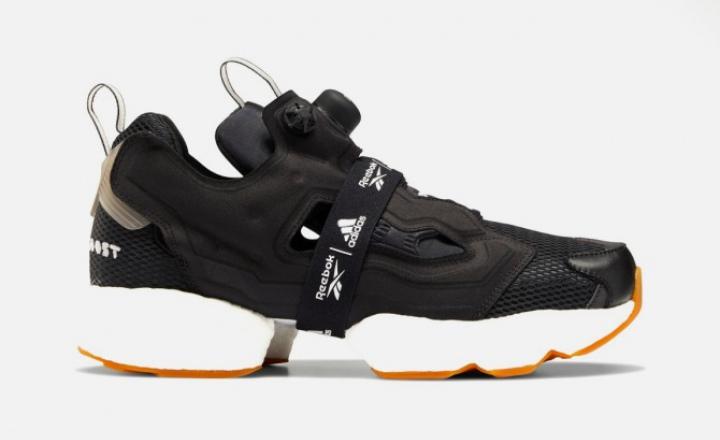 Первая коллаборация adidas и Reebok