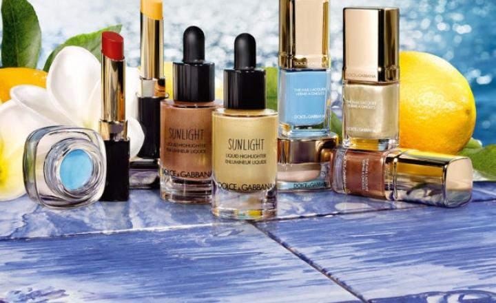 Летняя коллекция макияжа от Dolce&Gabbana