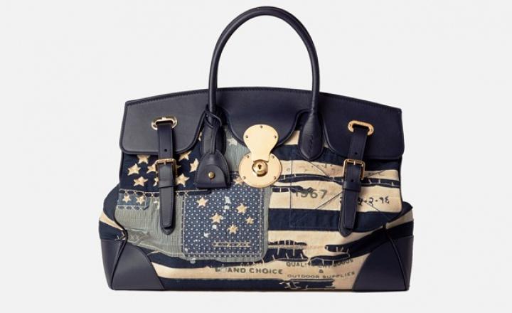 Настроение Ямайки в коллекции сумок Ralph Lauren